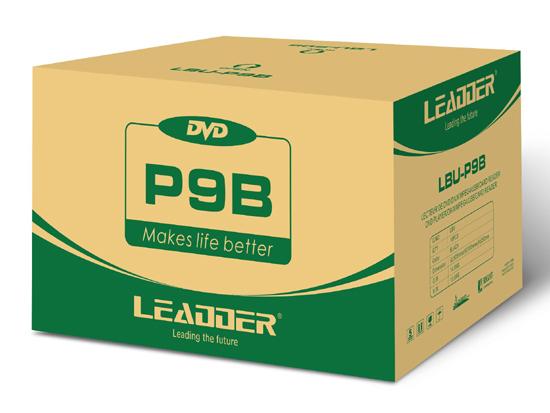 LEADDER DVD PLAYER(LBU-P9B)