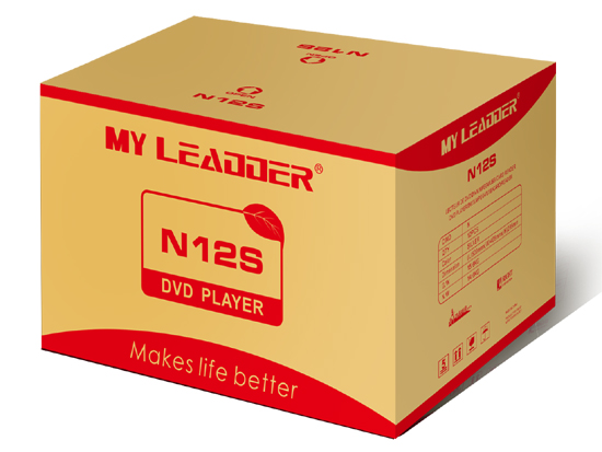 MY LEADDER DVD PLAYER(N12S)