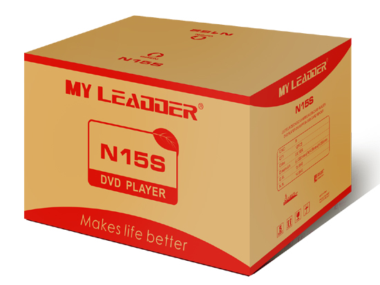 MY LEADDER DVD PLAYER(N15S)