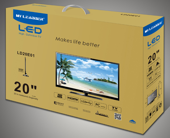 MY LEADDER LED TV(LD20E01)