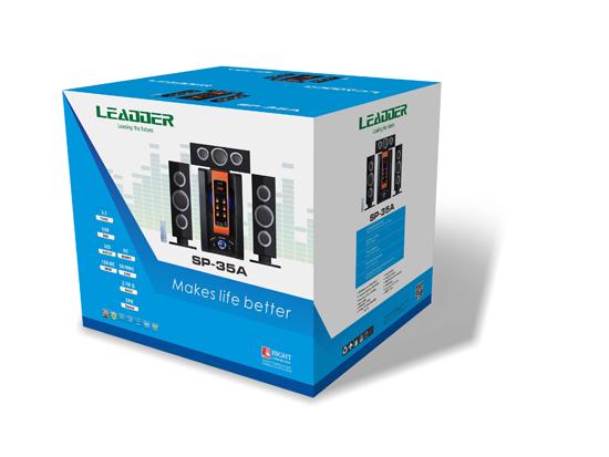 Box for loudspeaker
