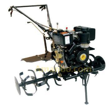 High Efficiency 10hp Diesel Power Tiller Mini Rotavator With