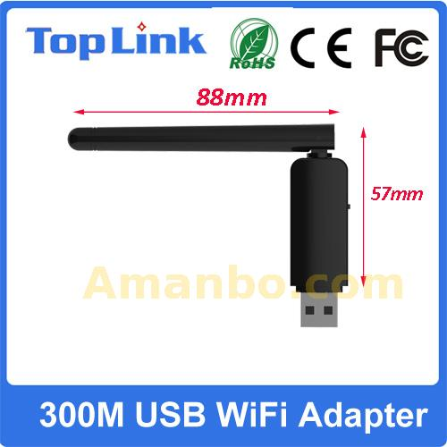 dual band 2 4ghz / 5ghz usb wifi adapter 300mbps with ralink